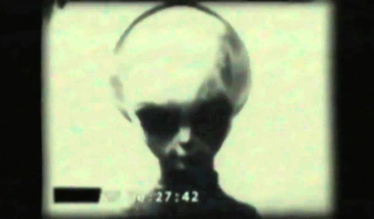 Watch The full Roswell ALIEN interview Video