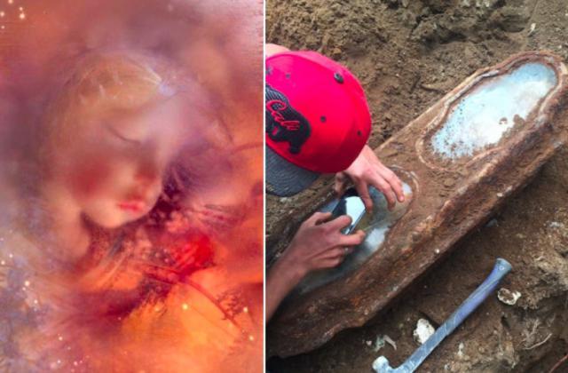 Cam Tabutta 150 Yıldır Korunan Bebeğin Sırrı Çözüldü