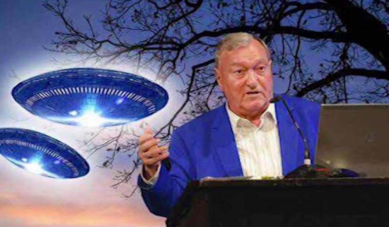 Erich Von Daniken concludes: Aliens Will RETURN to Planet Earth in 20 years
