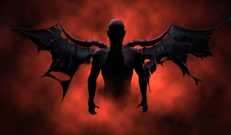 Here's 10 Reasons Why Aliens Are Actually Fallen Angels or Demons
