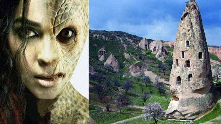 Claim: Reptilians are Living Under Big Cities and Inside Deep