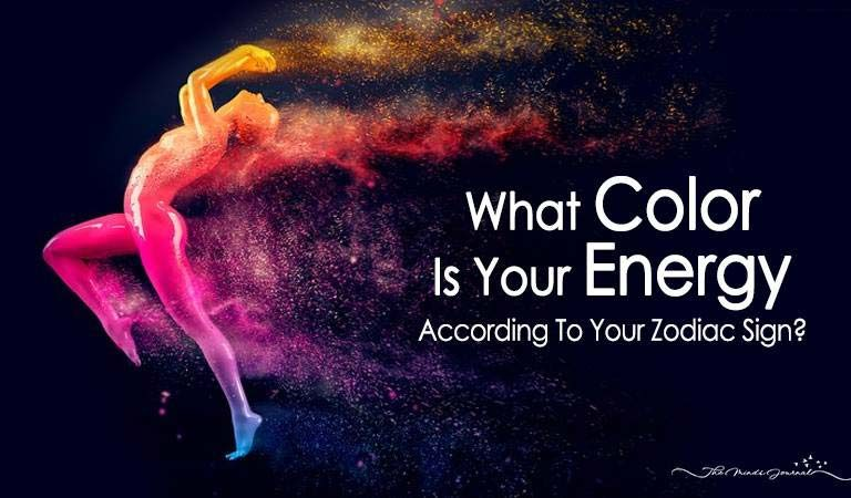 TEST: What Color Is Your Energy According To Zodiac?