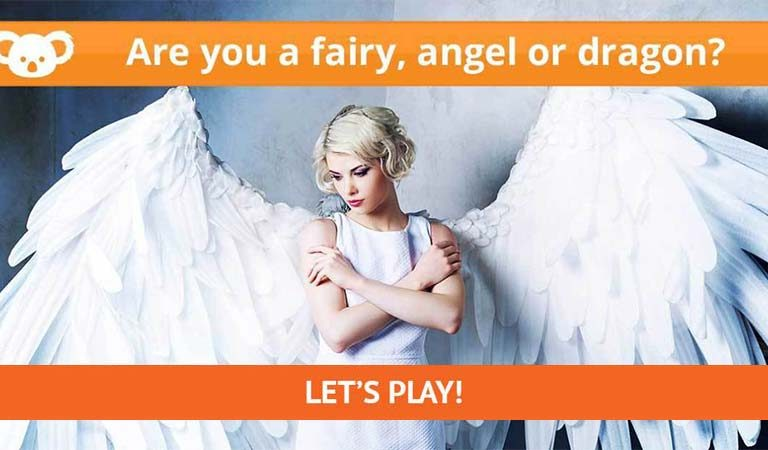 QUIZ: Are You a Fairy, Angel or Dragon?