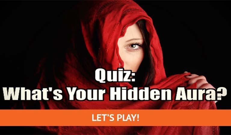 QUIZ: What's Your Hidden Aura?