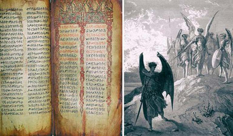 Video: The Book of Enoch Speaks of the Nephilim, How Angels Lusted for Power, and How Lord Unleashed the Flood Gates