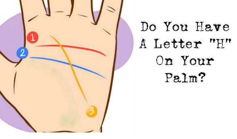 Do You Have A Letter 'H' On The Palm Of Your Hand? Here's Is What It Means