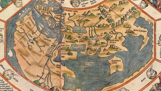 ancient maps | Whole Secrets