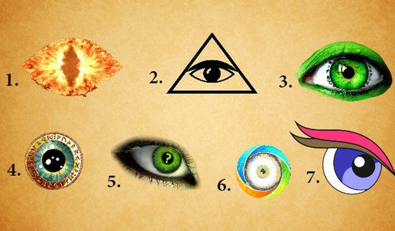 TEST: The Eye You Choose Reveals A Secret Detail About Your Subconscious Mind