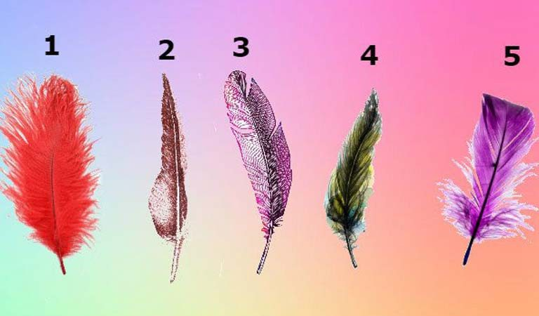TEST: Choose The Pen (Feather) You Like And It Will Reveal Your Personality!