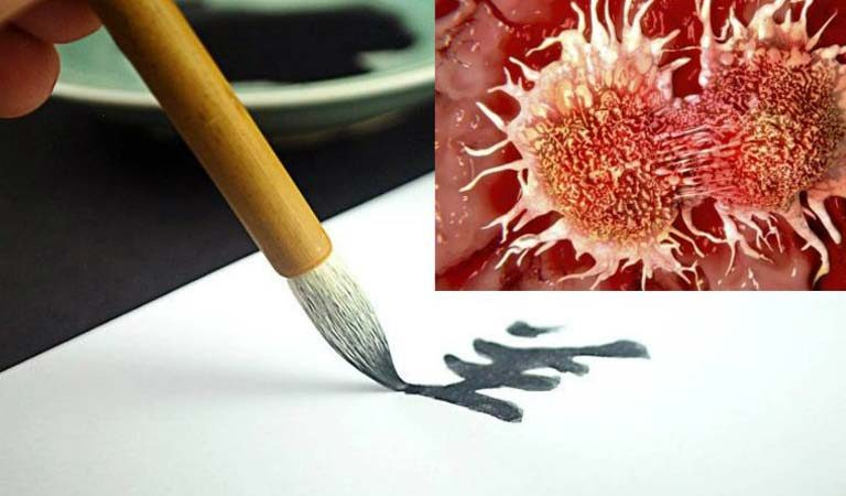 Scientists Have Discovered Ancient Chinese Ink That Kills Cancer Cells