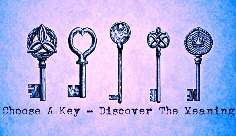 TEST: Choose A Key And Unlock Your Inner Magic