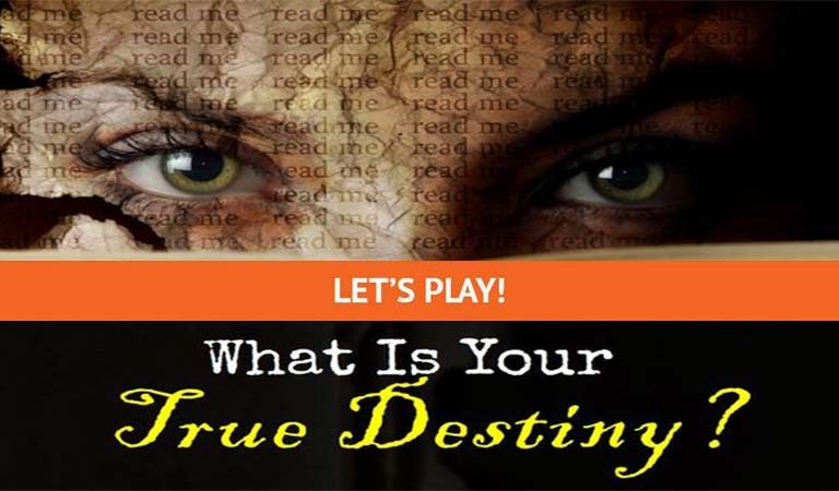 QUIZ: Answer The Wise Mystic's Riddles To Find Out Your True Destiny