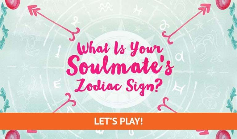 QUIZ: What Is the Astrological Sign of Your Soulmate?