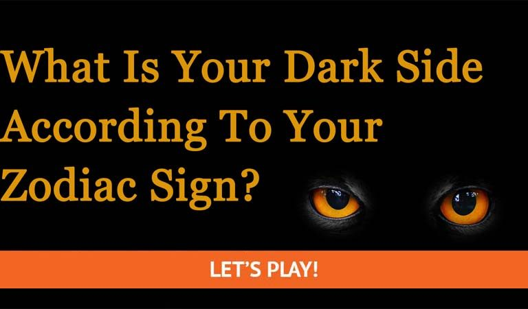 Do You Know The Dark Side Of Your Zodiac Sign?