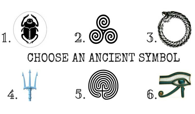 Choose An Ancient Symbol To Reveal What Your Soul Really Needs