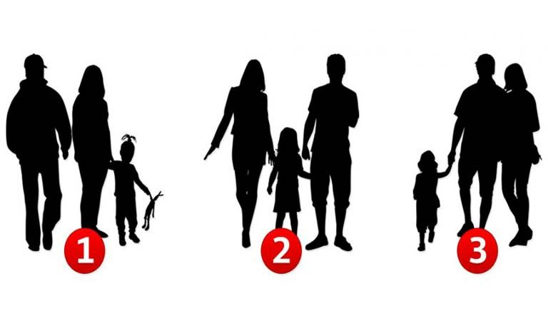 Psychological Test: Which One is not a family?