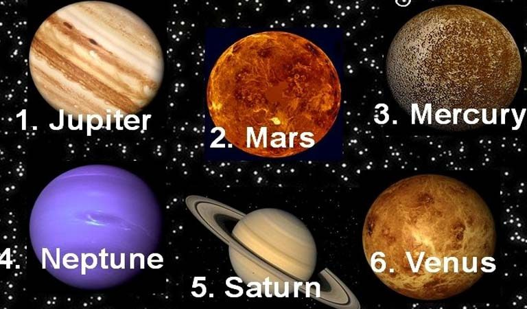 TEST: Which Planet Attracts You The Most? The Answer Reveals Your Universal Life Energy