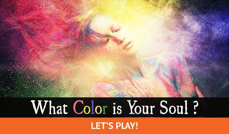 QUIZ: What Color is your Soul?
