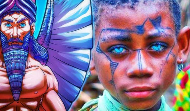 Lost Children of Anunnaki confirmed– They carry genes from unknown species