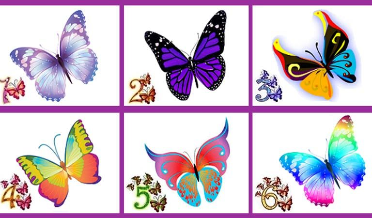 TEST: Choose Your Favorite Butterfly And  Reveal Something Great About Your Personality!