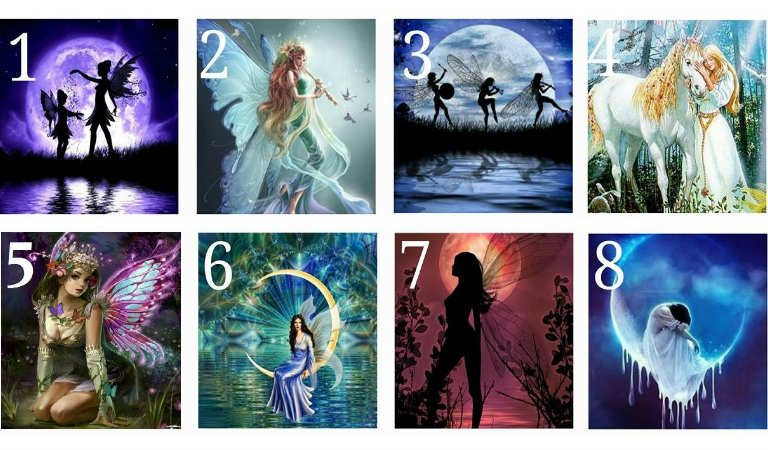 Pick Your Favorite Fairy to Uncover a Positive Message Which Will Inspire You to Improve Your Life!