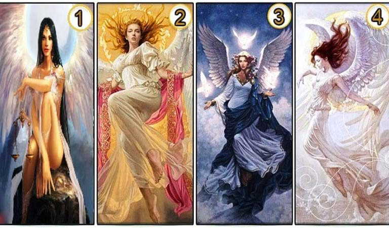 Discover Your True Personality Based on the Guardian Angel of Your Choice!