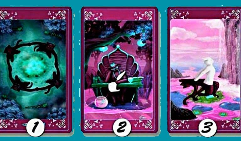 TEST: Choose One Card To Reveal Your Darker Side