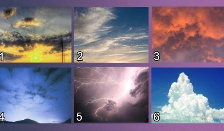 TEST: Choose the Sky You Like the Most and Find Your Hidden Personality!