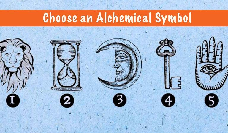 TEST: Pick an Alchemical Symbol and Learn What Your Life Really Needs
