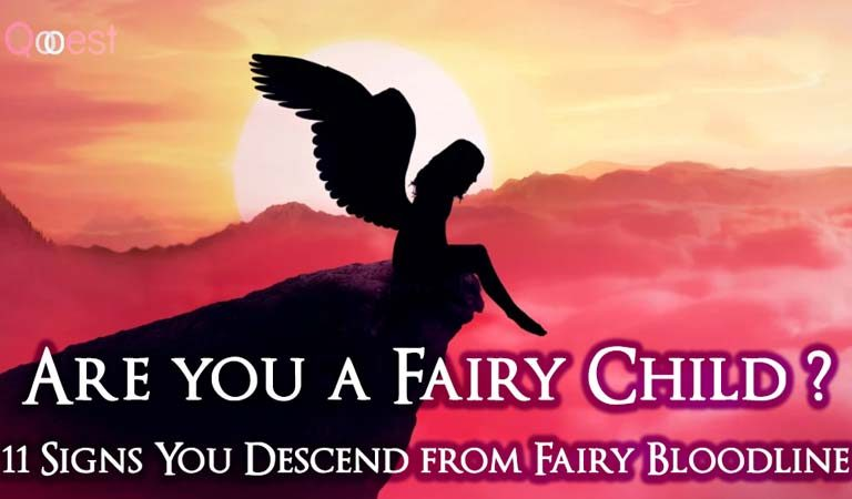 Are You A Fairy Child? –  Here Are 11 Signs You Descend from Fairy Bloodline