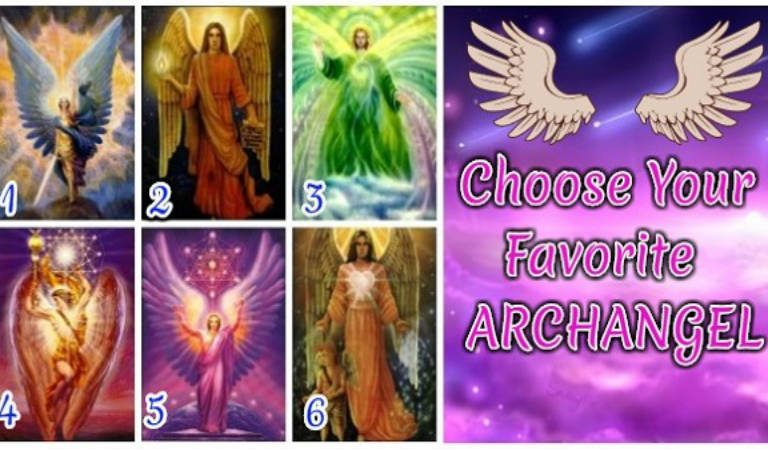 QUIZ: Choose Your Favorite Archangel and Discover the Message He Has for You!