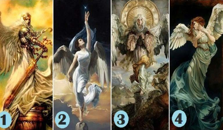 TEST: Choose An Angel For A Personal Message