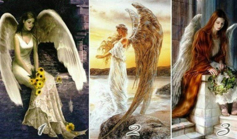 ANGEL CARD READING MESSAGE FOR YOU: Pick A Card For Messages From Your Angels