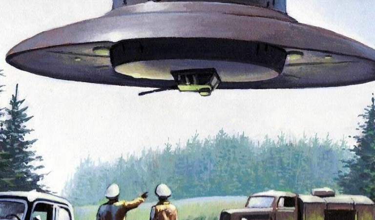WATCH: German Super UFO'S of WW2 (VIDEO)