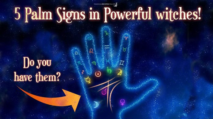 Here Are 5 Palm Signs When You Are Born A Witch