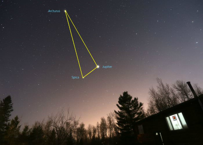 How Can You See the Rare Celestial Event 'Jupiter Triangle