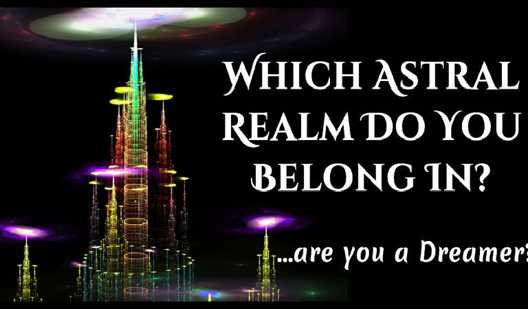 QUIZ: Which Astral Realm Do You Belong In?