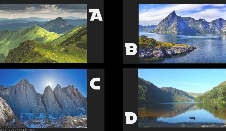 TEST: Which Mountain Would You Explore? Your Choice Reveals Your True Soul Power