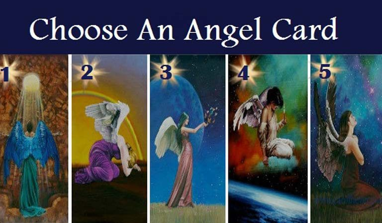 Pick Your Favorite Angel Card to Reveal a Holy Message for You Soul!