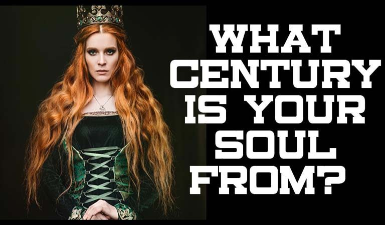 QUIZ: What Century Is Your Soul From?