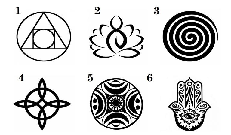 Choose One Symbol to Reveal Your Spirit Message for Better Future