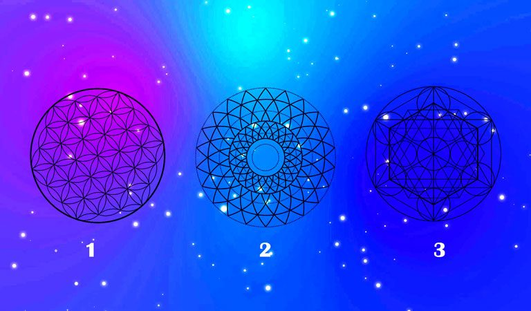 Pick a Sacred Shape to get your free Prophetic Message