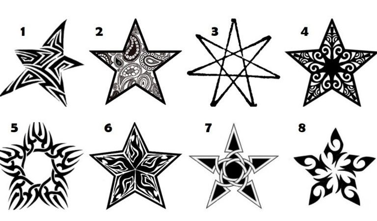Choose a Star to Get Advice about Your Current Situation