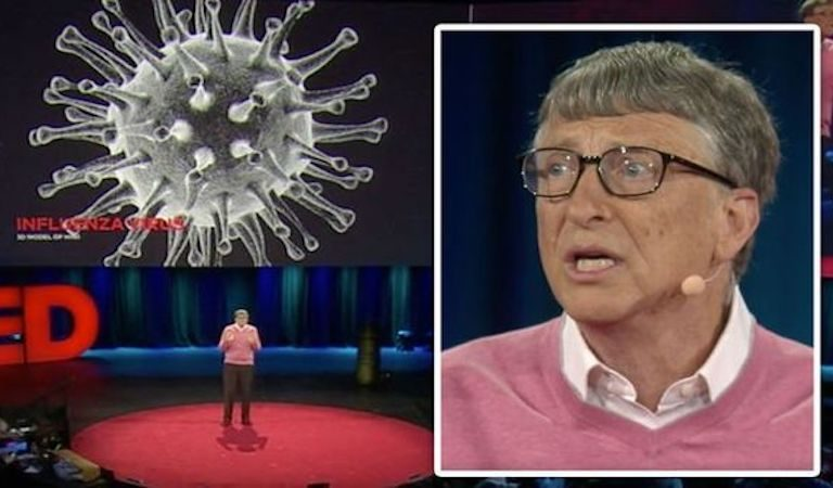 Bill Gates Says We Need An 'Extreme Shutdown' To Properly Battle COVID-19